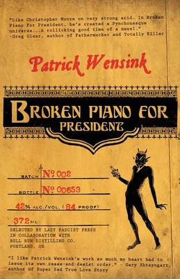 Broken Piano for President
