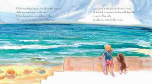 A swim in the Sea Jelly spread