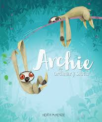 Archie no ordinary sloth
