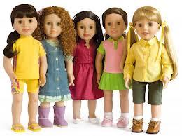 Australian Girl dolls