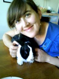 Briony with Winston