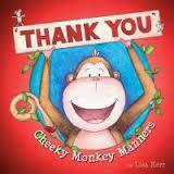 Cheeky Monkey manners
