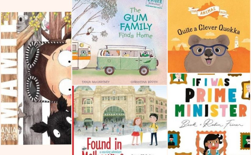 A Little Taste of Australiana – Picture Books to Whet Your Aussie Appetite