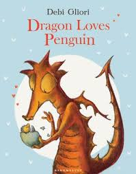 Dragon Loves Penguin