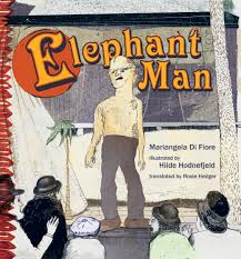 Elephant Man cover 2