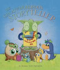Great and Wondrous Storyteller