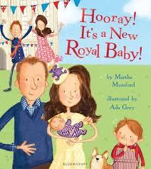 Hooray It's a New Royal Baby
