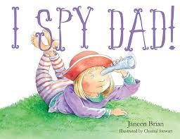 I spy Dad JB