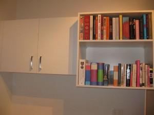 Apartment Bookshelf Porn