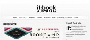 If:Book Bookcamp