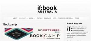 If:Book Bookcamp