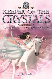Keeper of the Crystals Runaway Unicorn