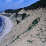 Landing spot ANZAC Cove