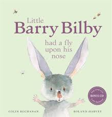 Little Barry Bilby