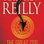 Matthew Reilly book cover The Great Zoo of China