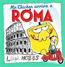 Mr Chicken arriva Roma