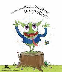 Norbert Storyteller Illo
