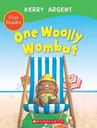 One Woolley Wombat Readers