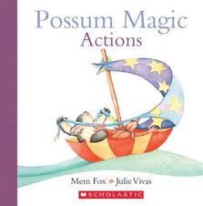 Possum Magic Actions