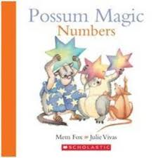 Possum Magic Numbers