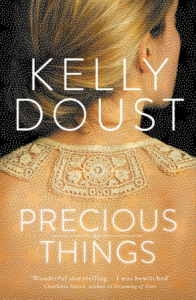 Precious Things Kelly Doust book cover