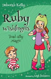 Ruby Wishfingers Toadlly Magic