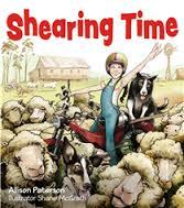 shearing-time