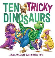 Ten Tricky Dinosaurs