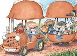 The nutmobile spread