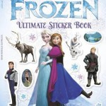 Ultimate Sticker Book- Frozen