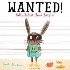 Wanted Ralfy Rabbit