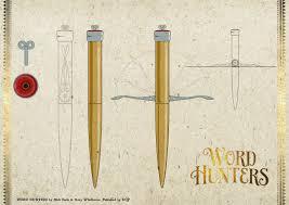 Word Hunters Peg